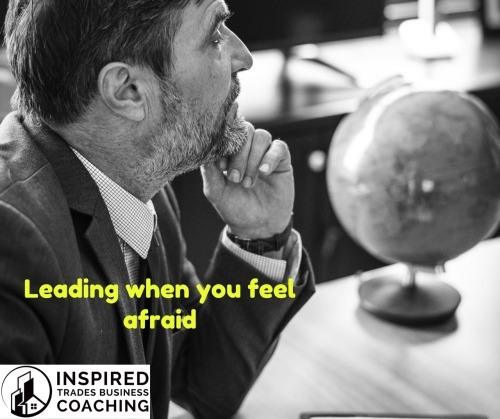 Leading When You're Feeling Afraid photo